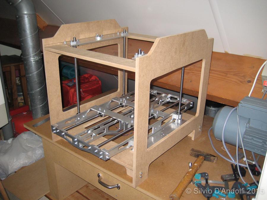 Tafel Voor Printer : D printer u fotografie met diepte